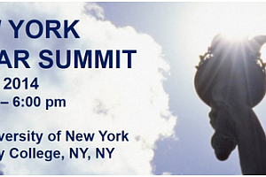 New York Solar Summit 2014