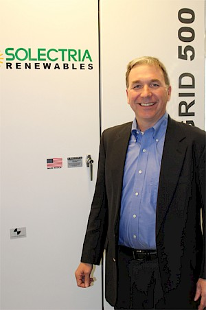 Solectria Renewables Appoints John Lavelle as the Western Regional Account Manager