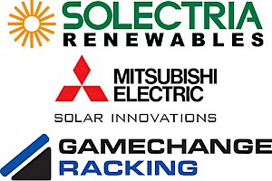 Training: Commercial PV Training (Inverters, Modules, Racking) with Solectria, Mitsubishi, GameChange Racking - Cypress, CA