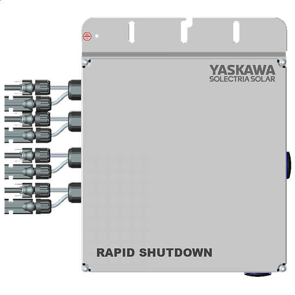 Residential Rapid Shutdown Combiner for Yaskawa - Solectria Solar Residential PV Inverters