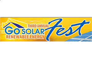 Exhibitor: Go SOLAR and Renewable Energy Fest Booth #211 & 310