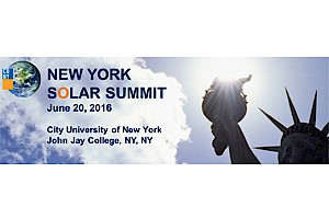 Exhibitor/Sponsor: New York Solar Summit 2016
