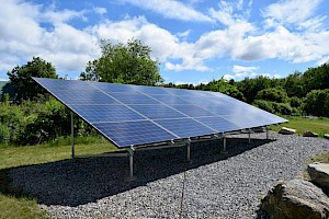 Historic Birthplace Of Henry David Thoreau Adds Solar