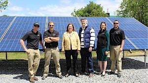 Thoreau Farm Going Solar