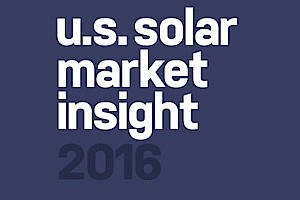 Exhibitor/Sponsor/Speaking: U.S. Solar Market Insight 2016