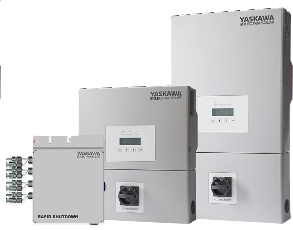 PV String Inverters: Yaskawa - Solectria Solar's Answer for a Simplified Residential Solar Power Installation