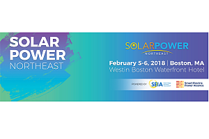 Solar Power Northeast 2018
