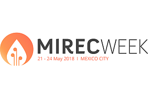Sponsor/Exhibitor/Speaker: MIREC Week 2018 - Booth #36