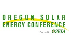 Sponsor/Exhibiting/Training: Oregon Solar Energy Conference 2019