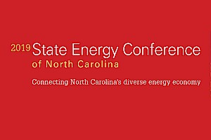 Exhibitor: State Energy Conference of North Carolina 2019 - Booth #30