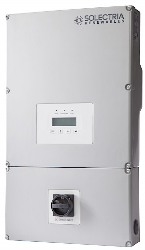Solectria Renewables Introduces a New Transformerless Residential Inverter