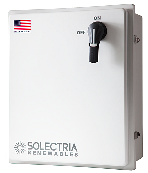 Solectria Renewables Introduces a New Disconnecting String Combiner