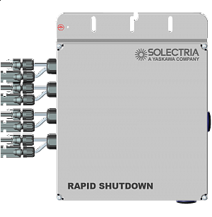 Solectria's Residential Inverters Compliant with NEC 2014 Rapid Shutdown