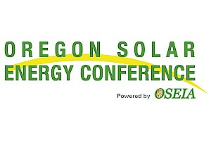 Sponsor/Exhibitor/Training: Oregon Solar Energy Conference 2018