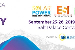 Solar Power International 2019 - Booth #2125