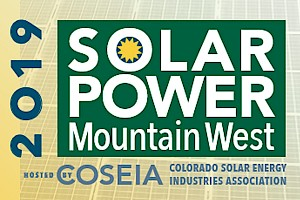 Sponsor/Exhibiting/Training: Solar Power Mountain West 2019
